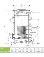 Drazice OKC 400 NTR/1MPa