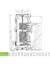 Drazice OKC 500 NTRR/BP