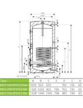 Drazice OKCE 250 NTR/2,2