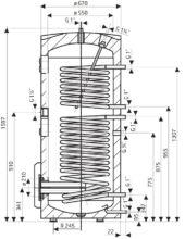 Drazice OKCE 300 NTRR/3-6
