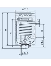 Hajdu IDE 150 F ErP