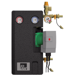 PAW SolarBloc Maxi Basic szoláris egység
