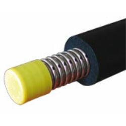 Ecoline szimpla cső, 13mm vastag hőszigeteléssel