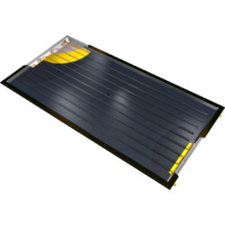 Thermosolar TS 330 M napkollektor