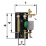 Kép 2/5 - PAW SolarBloc Maxi Basic szoláris egység