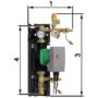 Kép 2/5 - PAW SolarBloc Maxi Basic visszatérő szoláris egység