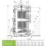 Kép 3/3 - Drazice OKC 250 NTRR/BP