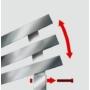 Kép 7/7 - Háromszög állvány lapostetőre